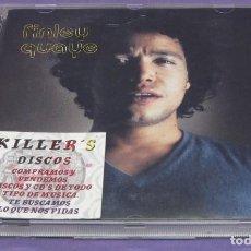 CDs de Música: FINLEY QUAYE - VANGUARD - CD. Lote 287014663