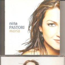 CD de Música: NIÑA PASTORI - MARIA (CD, ARIOLA 2002). Lote 287093358