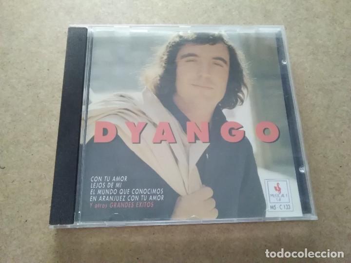 CD DYANGO EN ARANJUEZ CON TU AMOR Y OTROS GRANDES EXITOS (Música - CD's Melódica )