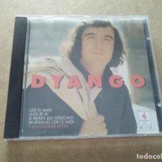 CDs de Música: CD DYANGO EN ARANJUEZ CON TU AMOR Y OTROS GRANDES EXITOS. Lote 287102718