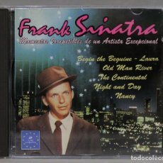 CDs de Música: CD. MOMENTOS IRREPETIBLES DE UN ARTISTA EXCEPCIONAL. SINATRA. Lote 287134833