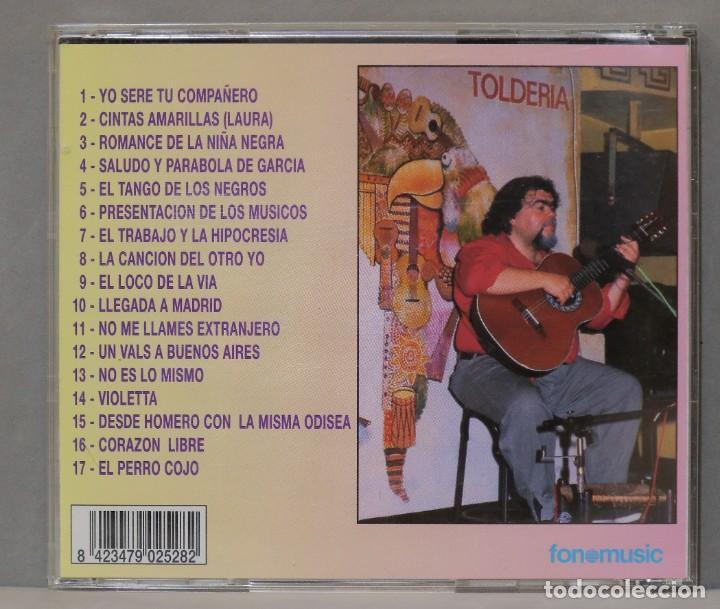 CDs de Música: CD. Rafael Amor. Un Directo De Amor - Foto 2 - 287143893