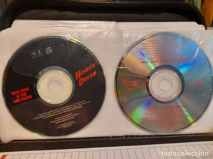 CDs de Música: ESTUCHE CON 40 CD´S ( NICK CAVE + WILKO +THE SMITHS + FUGAZI + REPLACEMENTS + GIANT SAND + CALEXICO - Foto 4 - 287175853