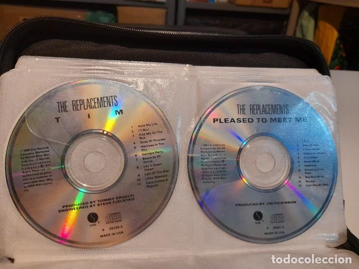 CDs de Música: ESTUCHE CON 40 CD´S ( NICK CAVE + WILKO +THE SMITHS + FUGAZI + REPLACEMENTS + GIANT SAND + CALEXICO - Foto 7 - 287175853
