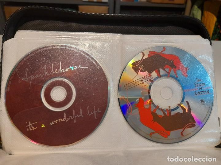 CDs de Música: ESTUCHE CON 40 CD´S ( NICK CAVE + WILKO +THE SMITHS + FUGAZI + REPLACEMENTS + GIANT SAND + CALEXICO - Foto 8 - 287175853