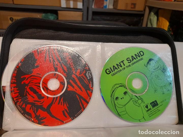 CDs de Música: ESTUCHE CON 40 CD´S ( NICK CAVE + WILKO +THE SMITHS + FUGAZI + REPLACEMENTS + GIANT SAND + CALEXICO - Foto 17 - 287175853