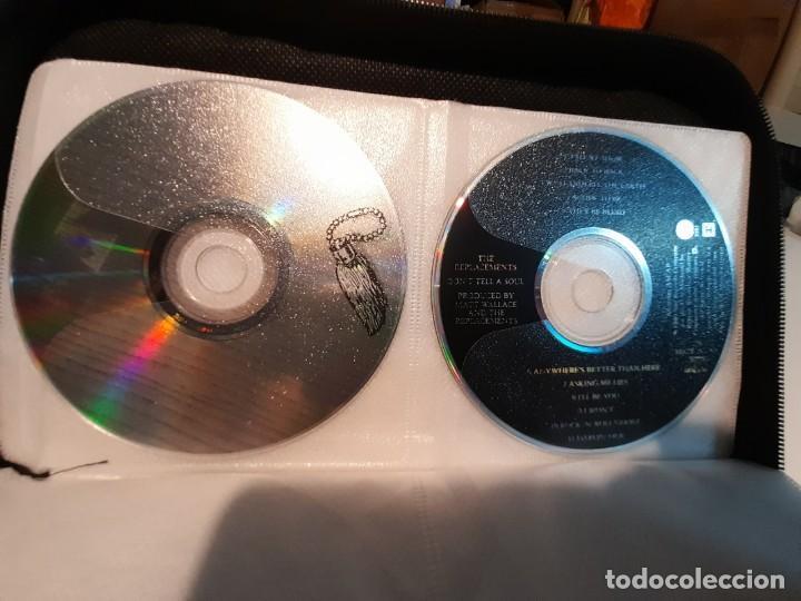 CDs de Música: ESTUCHE CON 40 CD´S ( NICK CAVE + WILKO +THE SMITHS + FUGAZI + REPLACEMENTS + GIANT SAND + CALEXICO - Foto 23 - 287175853