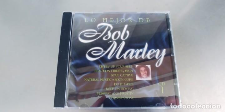 BOB MARLEY-CD LO MEJOR. (Música - CD's Reggae)