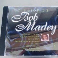 CDs de Música: BOB MARLEY-CD LO MEJOR.. Lote 287176643