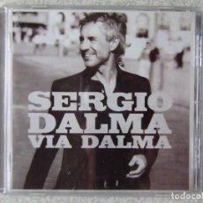 CDs de Música: SERGIO DALMA.VIA DALMA...PEDIDO MINIMO 5€. Lote 287260778