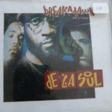 CDs de Música: DE LA SOUL - BREAKADAWN (CD MAXI 7 TEMAS). Lote 287333963
