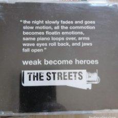 CDs de Música: THE STREETS-WEAK BECOME HEROES CD.SG. 4 TEMAS -. Lote 287334508