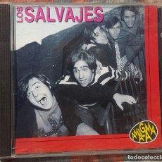 CDs de Música: LOS SALVAJES – LOS SALVAJES (AMALGAMA / EMI, 1995) /// EXTREMODURO SINIESTRO TOTAL XENREIRA SKACHA. Lote 287337678