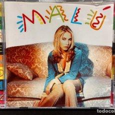 CDs de Música: MALÚ / APRENDIZ / CD - PEP'S RECORDS-1998 / 9 TEMAS / BUENA CALIDAD.. Lote 287339868