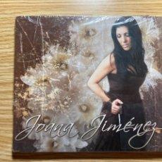 CD de Música: JOANA JIMENEZ.(NUEVO).. Lote 287395403