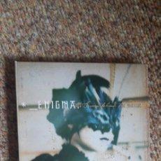 CDs de Música: ENIGMA , THE SCREEN BEHIND THE MIRROR , CD 2000 DIGIPACK, BUEN ESTADO. Lote 287466128
