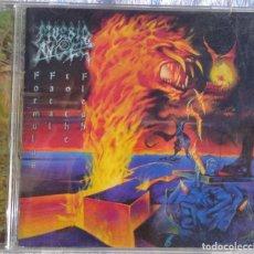CDs de Música: MORBID ANGEL – FORMULAS FATAL TO THE FLESH (EARACHE, 1998) // DEATH METAL DEICIDE CARCASS IMMOLATION. Lote 287495678