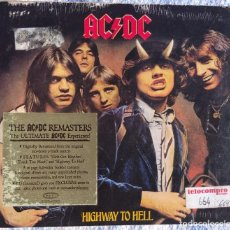 CDs de Música: AC/DC – HIGHWAY TO HELL, DIGIPACK (EPIC RECORDS, 2003) // IRON MAIDEN MOTÖRHEAD BLACK SABBATH PURPLE. Lote 287538898