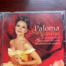 CD di Musica: PALOMA SAN BASILIO-ETERNAMENTE-2002. Lote 287546233