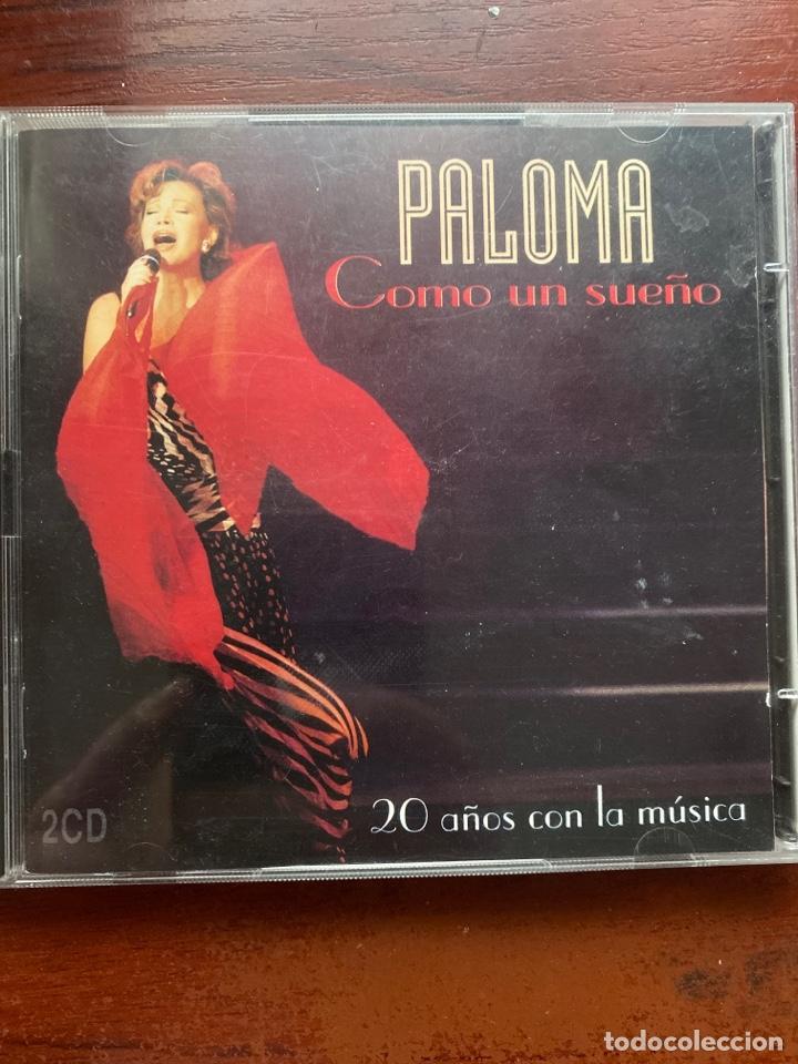 PALOMA SAN BASILIO-COMO UN SUEÑO-20 AÑOS CON LA MUSICA-2 CD-1996 (Música - CD's Melódica )
