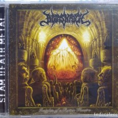 CDs de Música: BODYSNATCH – INSIGHTS OF A ROTTEN THEATRE (PATHOLOGICALLY EXPLICIT, 2011) /// DEVOURMENT SUFFOCATION. Lote 287601748