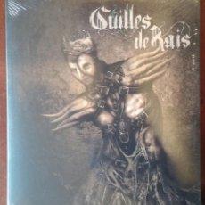 CDs de Música: GUILLES DE RAIS - ART OF DEFECT (AUTOEDITADO, 2010) /// CARCASS HAEMORRHAGE NAPALM AVULSED AUTOPSY. Lote 287608128