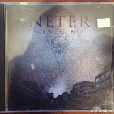 CDs de Música: NETER - NEC SPE NEC METU (GROTESQUE PRODUCTIONS, 2009) /// DECAPITATED NOCTURNUS VADER MALEVOLENT. Lote 287609148
