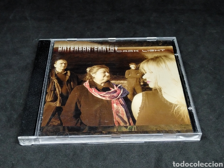 WATERSON : CARTHY - A DARK LIGHT - 2002 - CD - DISCO VERIFICADO (Música - CD's Country y Folk)
