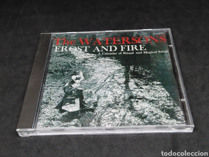 THE WATERSONS - FROST AND FIRE - A CALENDAR OF RITUAL AND MAGICAL SONGS - 1990 - CD VERIFICADO (Música - CD's Country y Folk)