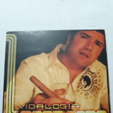 CDs de Música: VIDALOGIA TREMENDO CD MUSICAL ESTADO MUY BUENO MAS ARTICULOS. Lote 287630728