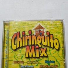 CDs de Música: CHIRINGUITO MIX CD MUSICAL ESTADO MUY BUENO MAS ARTICULOS. Lote 287630783