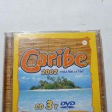 CDs de Música: CARIBE 2001 CD MUSICAL ESTADO BUENO LEER DETALLES MAS ARTICULOS. Lote 287630843