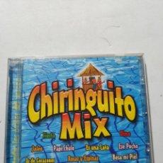 CDs de Música: CHIRINGUITO MIX CD MUSICAL ESTADO BUENO LEER DETALLES MAS ARTICULOS. Lote 287630858