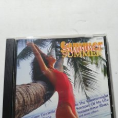 CDs de Música: SUMMER , SUMMER , SUMMER CD MUSICAL ESTADO BUENO LEER DETALLES MAS ARTICULOS. Lote 287630868