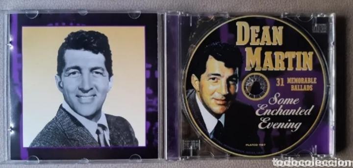 CDs de Música: CD de DEAN MARTIN. LEER BIEN LA DESCRIPCIÓN Y CONDICIONES ANTES DE PUJAR O COMPRAR. - Foto 3 - 287642603