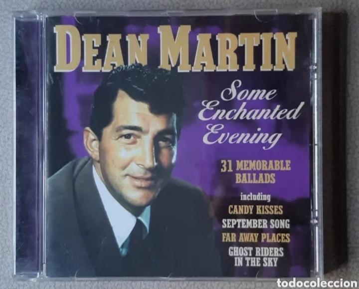 CD DE DEAN MARTIN. LEER BIEN LA DESCRIPCIÓN Y CONDICIONES ANTES DE PUJAR O COMPRAR. (Música - CD's Melódica )