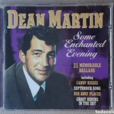CDs de Música: CD DE DEAN MARTIN. LEER BIEN LA DESCRIPCIÓN Y CONDICIONES ANTES DE PUJAR O COMPRAR.. Lote 287642603