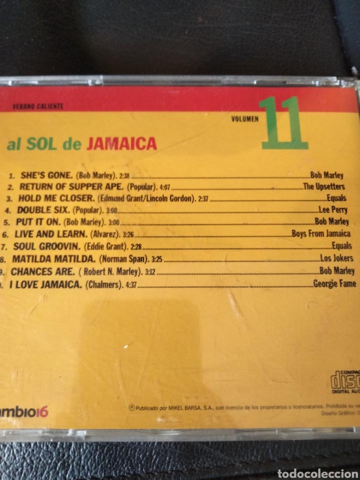 CDs de Música: Al sol de Jamaica. CD, Bob Marley varios - Foto 2 - 287674693