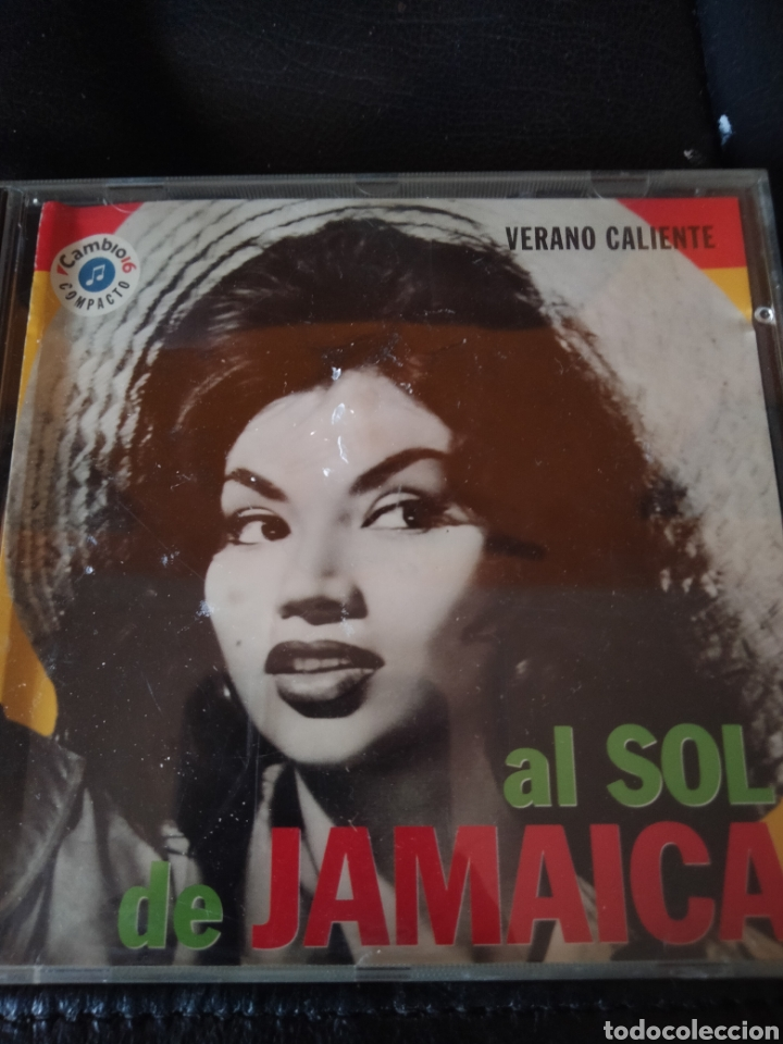 AL SOL DE JAMAICA. CD, BOB MARLEY VARIOS (Música - CD's Reggae)