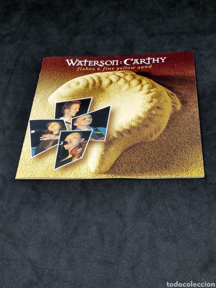 CDs de Música: WATERSON : CARTHY - FISHES & FINE YELLOW SAND - 2004 - CD - DISCO VERIFICADO - MARTIN CARTHY - Foto 4 - 287683988
