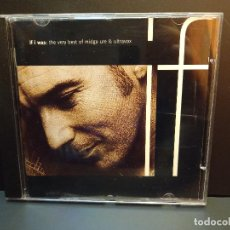 CDs de Música: MIDGE URE & ULTRAVOX - IF I WAS: THE VERY BEST OF MIDGE URE & ULTRAVOX (CD, COMP) 1993 PEPETO. Lote 287701278
