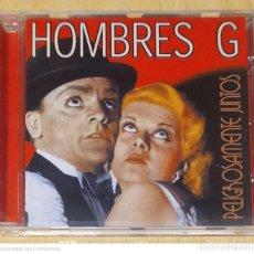 CDs de Música: HOMBRES G (PELIGROSAMENTE JUNTOS) CD 2003. Lote 287730868