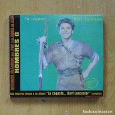CDs de Música: HOMBRES G - LA CAGASTE BURT LANCASTER - CD. Lote 287731773