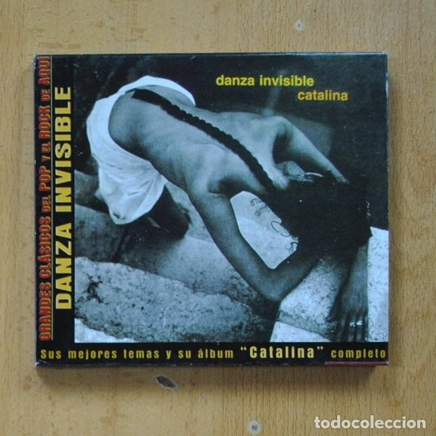 DANZA INVISIBLE - CATALINA - CD (Música - CD's Pop)