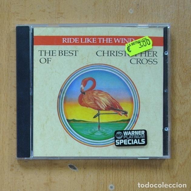 CHRISTOPHER CROSS - THE BEST OF CHRISTOPHER CROSS - CD (Música - CD's Pop)