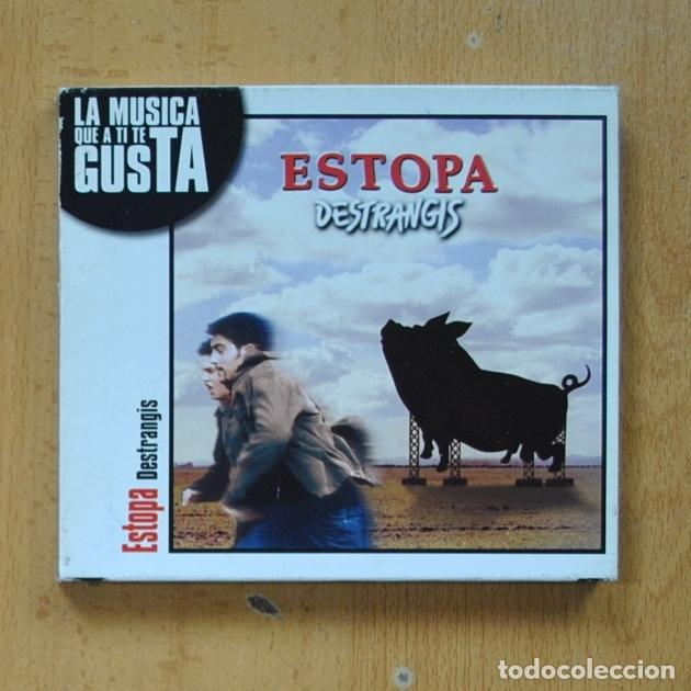 ESTOPA - DESTRANGIS - CD (Música - CD's Pop)