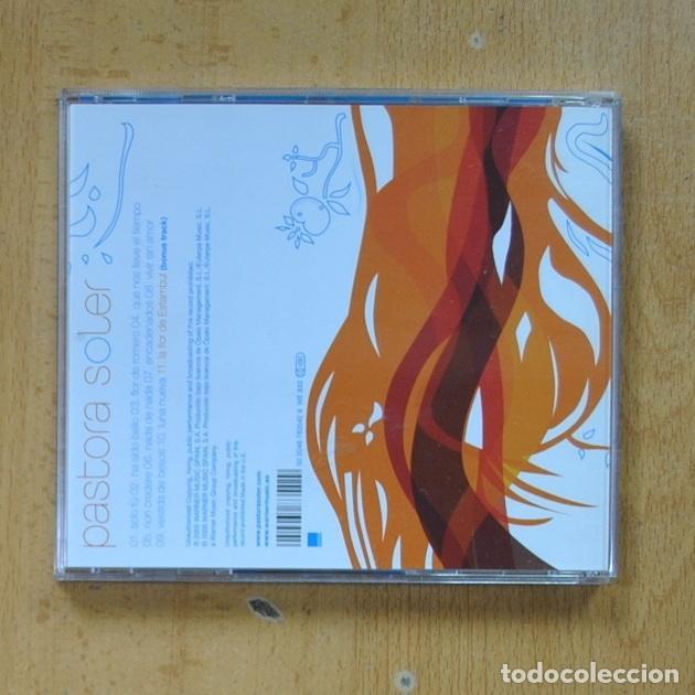 CDs de Música: PASTORA SOLER - PASTORA SOLER - CD - Foto 2 - 287731843