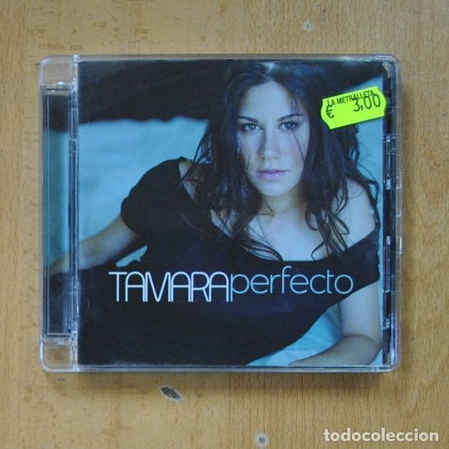TAMARA - PERFECTO - CD (Música - CD's Pop)