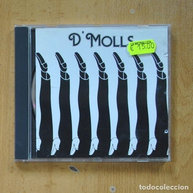 D MOLLS - D MOLLS - CD (Música - CD's Rock)