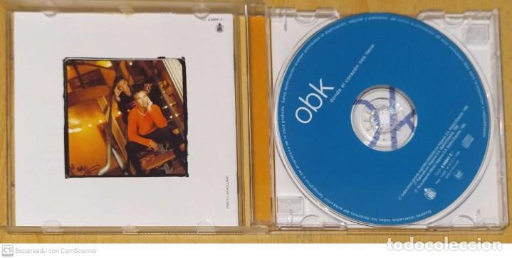 CDs de Música: OBK (DONDE EL CORAZON NOS LLEVE) CD 1996 - Foto 3 - 287732263
